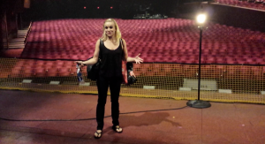 Backstage with Kelly Felthous - Flashdance the Musical