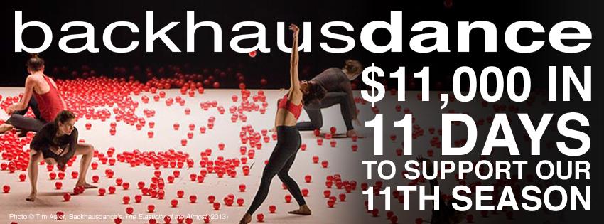 Backhausdance 11 days