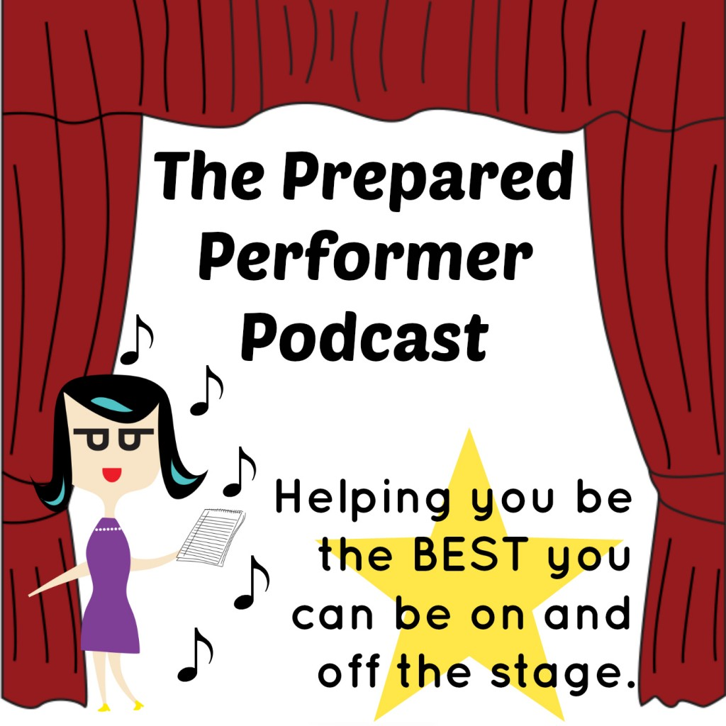 Musical Theatre Audition Advice Podcast