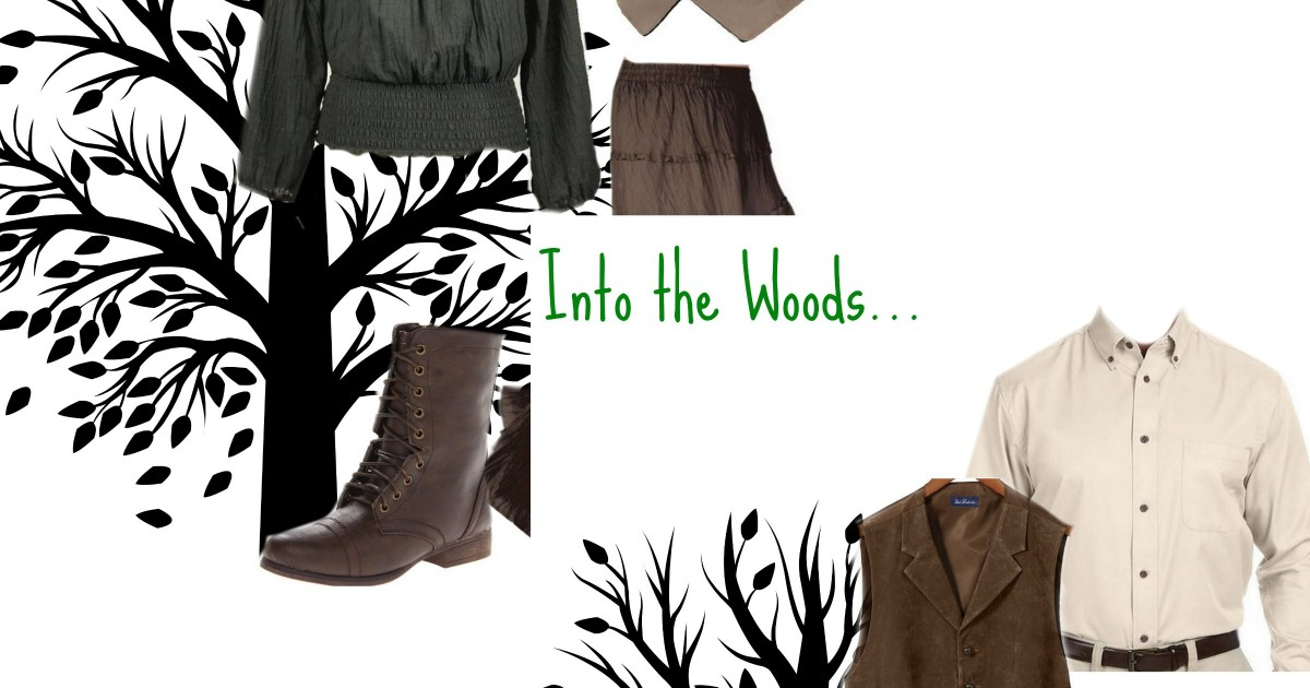 WHAT TO WEAR TO A MUSICAL THEATRE AUDITION - INTO THE WOODS | The ...