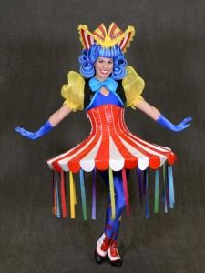 Pippin Circus Costume