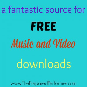 free music and video downloads