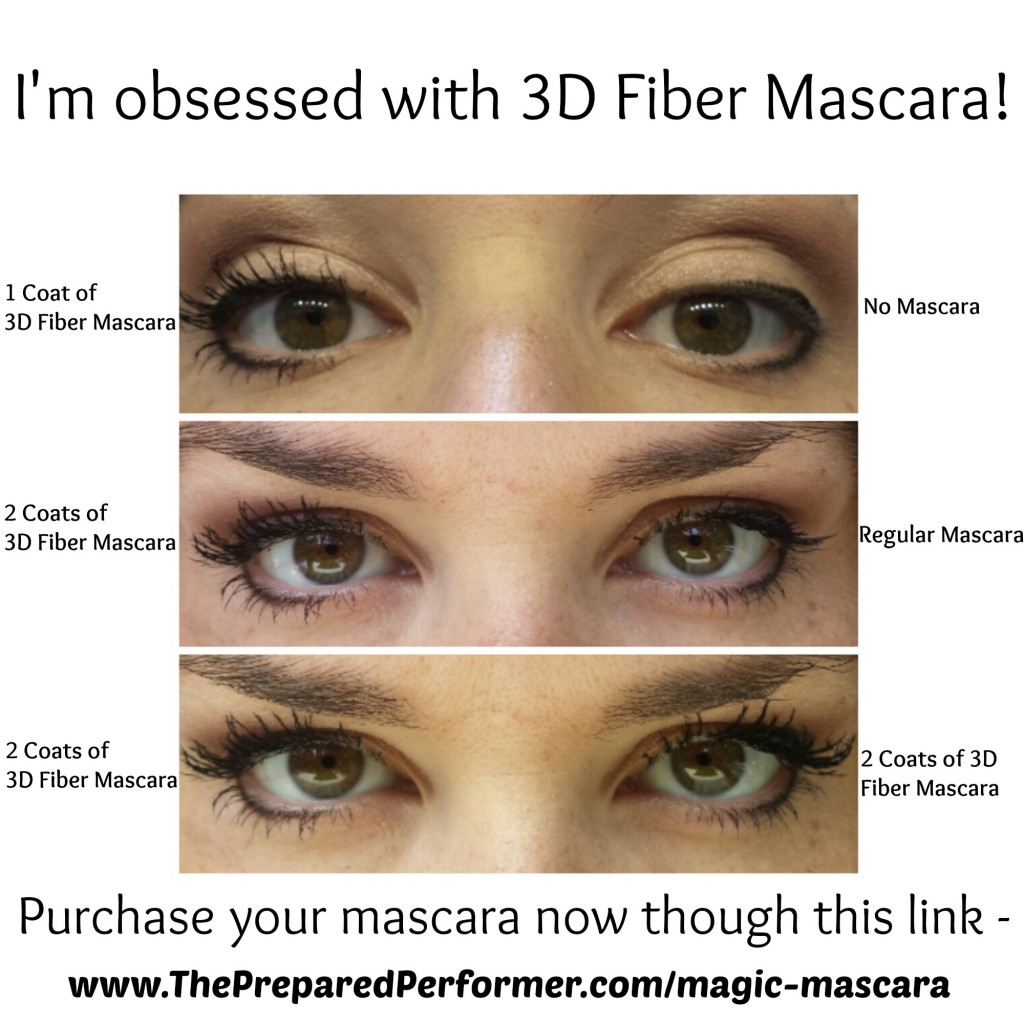 3d fiber Mascara younique