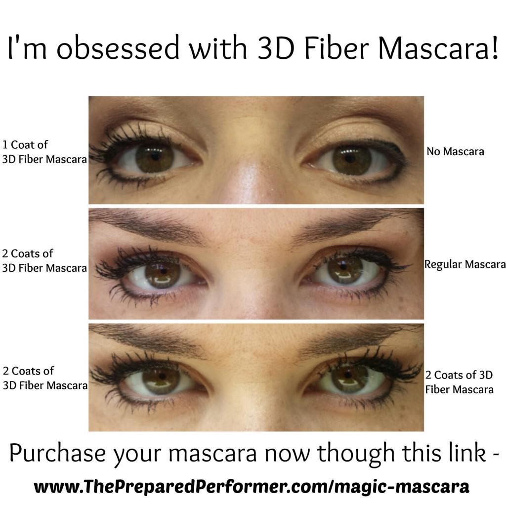 3d fiber Mascara younique
