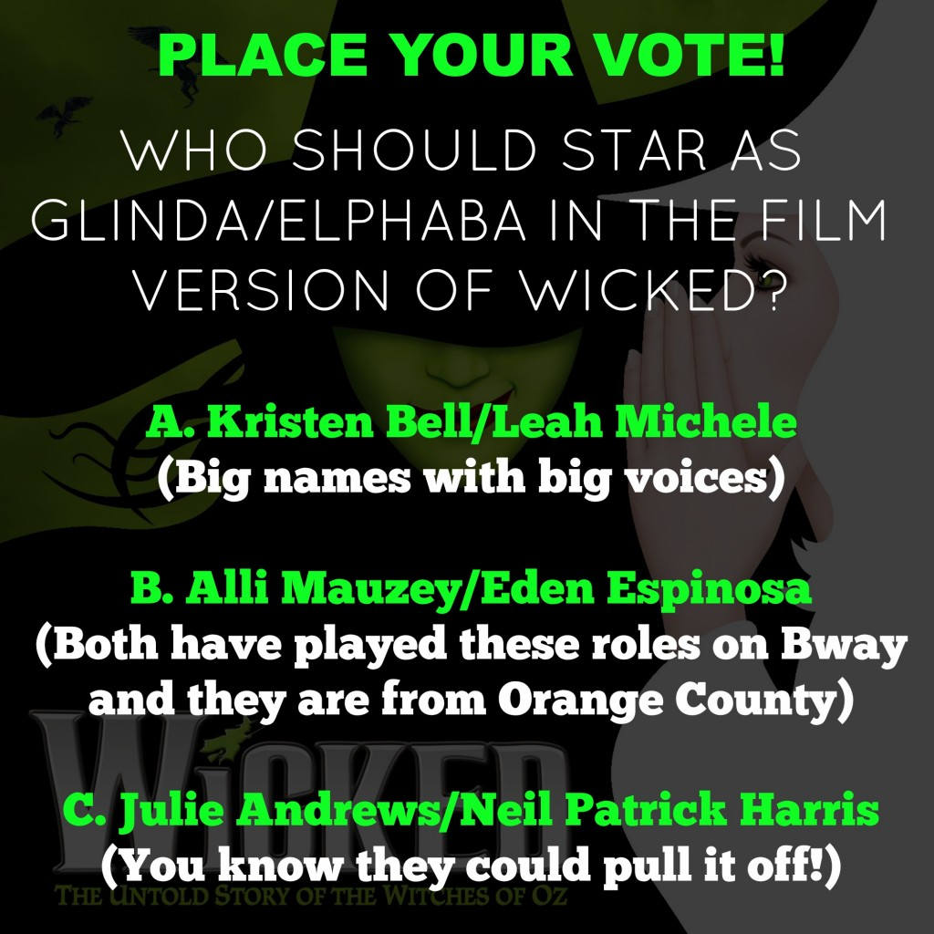 WICKED VOTE