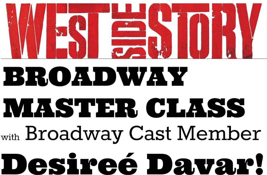 West Side Story Broadway Master Class with Desiree Davar