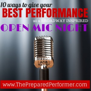 Best Open Mic