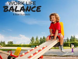WORK LIFE BALANCE - A New Aproach - WIW