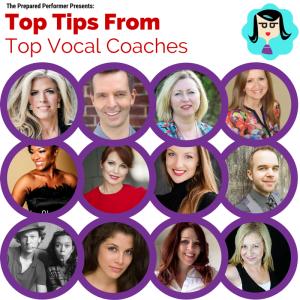 Top Tips Top Vocal Coaches