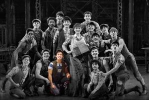 Newsies Masterclass