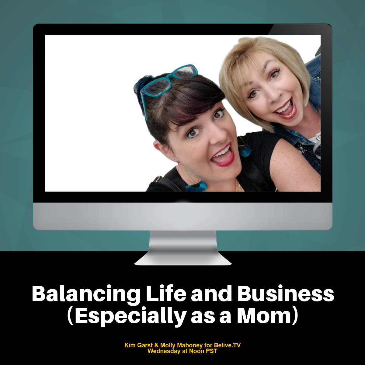 Balancing Life and Business (Especially as a Mom)