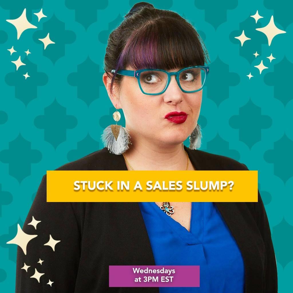 Stuck in a Sales Slump!!