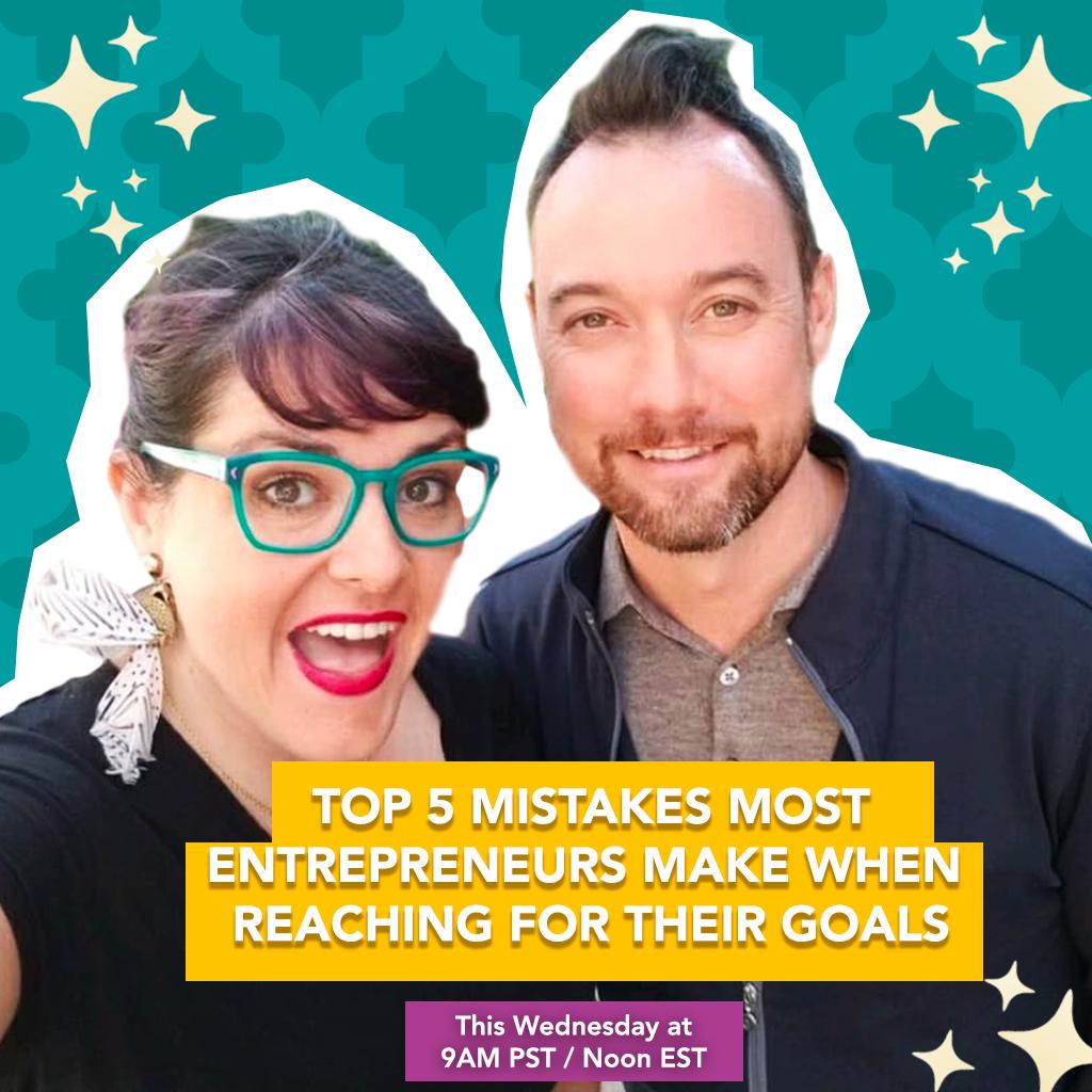 Todd Herman – Big Mistakes Most Entrepreneurs Make