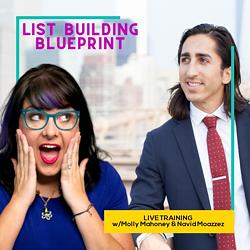 List Building Blueprint w/Navid Moazzez