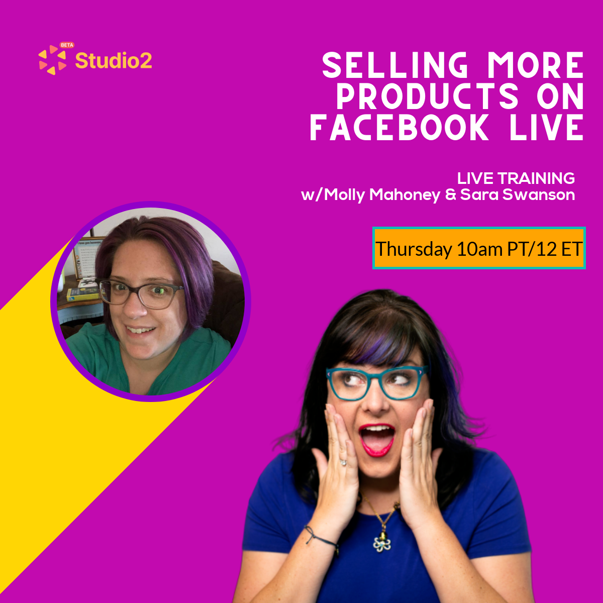3 Keys to SELL Products On Live Video!