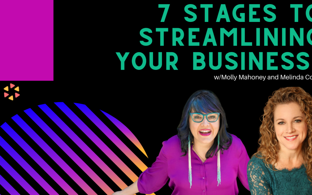 7 Stages for Streamlining Your Business