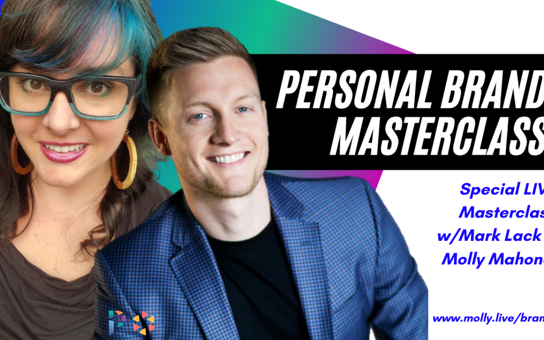 Build a Personal Brand to Grow a Community of Clients w/Mark Lack