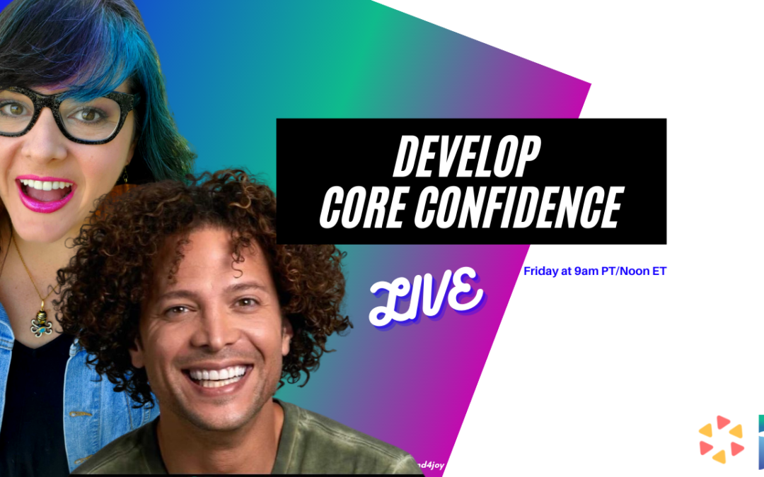 Develop Core Confidence with Justin Guarini and Molly Mahoney- Part 1