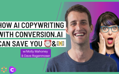 How AI Copywriting with Conversion.AI Can Save Time and Money in your Business